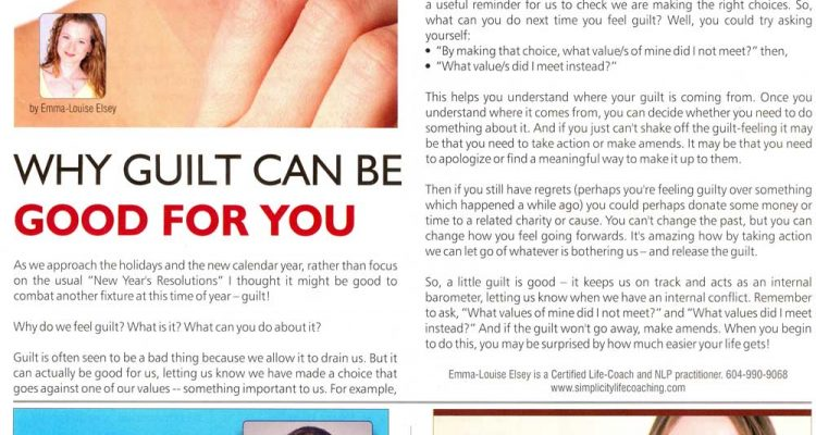 dcaad058049 9-Dec07-Why-Guilt-is-Good-for-You   Simplicity Life Coaching